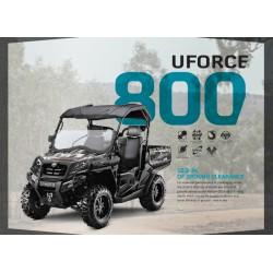 UFORCE 800 EFI 4X4 - 11