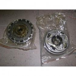 FRIZIONE PIT BIKE COMPLETO 125cc 2/3 DISCHI - YX 125 blocco motore - 1