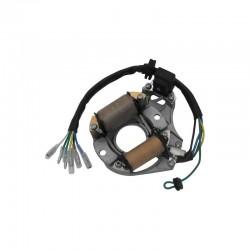 STATORE 2 BOBINE MOTORE 4 TEMPI ATV QUAD 110 - miniquad corrente completo avvolgimenti - 1