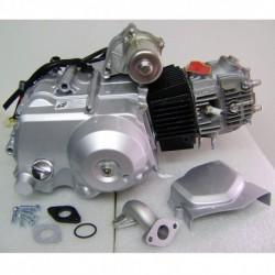 BLOCCO Motore 110cc Senza Retromarcia Automatico 4T 4 TEMPI Quad ATV PIT BIKE - 1