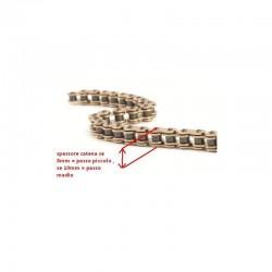 CATENA 100 CM MINIMOTO GP1 passo piccolo 8mm miniatv miniquad quad - 1