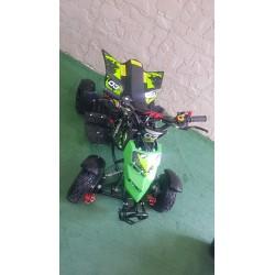 MINIQUAD RAPTOR 49cc R4 - 7
