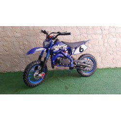 MINI CROSS SPEED E-START 49cc R10 - 1
