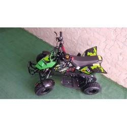 MINIQUAD RAPTOR 49cc R4 - 6