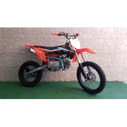 PIT BIKE ZEUS 125cc R14-17 YX-MIKUNI - 1
