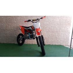 PIT BIKE ZEUS 125cc R14-17 YX-MIKUNI - 4