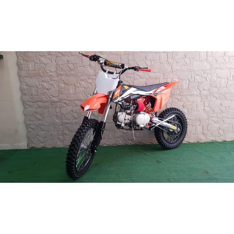 PIT BIKE ZEUS 125cc R14-17 YX-MIKUNI - 2