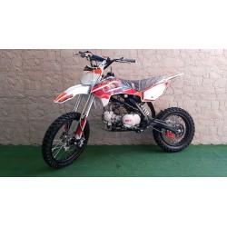 PIT BIKE KAYO TT125 125cc R17-14 - 1