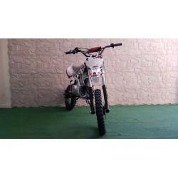 PIT BIKE KAYO TSD110 110cc R14-12 semiautomatica - 3
