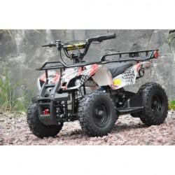 "MINIQUAD HUMMER MINI ATV ELETTRICO 1000W 36V RUOTE 6"" - 1"