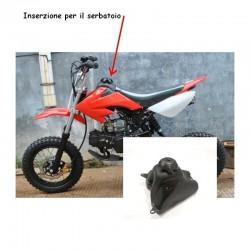 SERBATOIO PIT BIKE 110cc crf50 cross minicross - 1