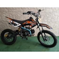 PIT BIKE BULL 125cc R17-14 - 5