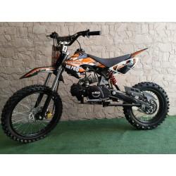 PIT BIKE BULL 125cc R17-14 - 1