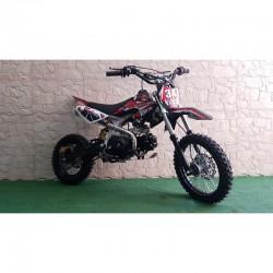 PIT BIKE BULL 125cc R14-12 Automatica - 1