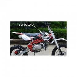 SERBATOIO PIT BIKE SCORPION - incluso tappo benzina minicross cross - 1