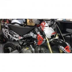 Adesivi GOTICI Per Carena Pit Bike CRF 70 Grafiche BSE cross minicross - 1