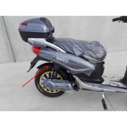 PARAFANGO POSTERIORE SOTTO ADIACENTE RUOTA - bici elettrica scooter sky II tipo z-tech - 1
