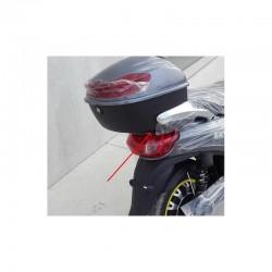 PLASTICA SUPPORTO SOTTO BAULETTO POSTERIORE - bici elettrica scooter sky II tipo z-tech - 1