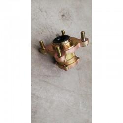 MOZZO ANTERIORE QUAD KAYO AT 125 AT 110 125 SPORT - miniquad 4 tempi con freni a disco anteriori mozzi - 1