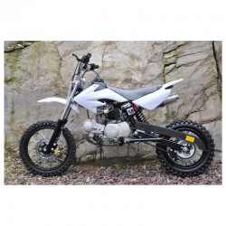 PIT BIKE BULL 125cc R14-12 a Marce - 1