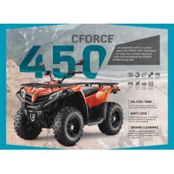 CFORCE 450 EFI 4x4 PASSO CORTO - 5